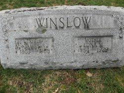 Edna May <i>Losey</i> Winslow