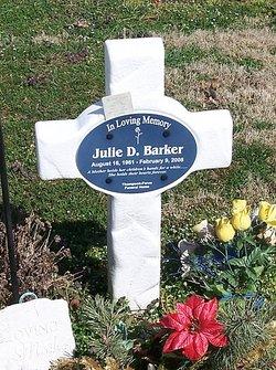 Julie Dawn <i>Steed</i> Barker