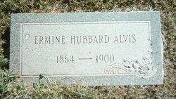 Ermine <i>Hubbard</i> Alvis