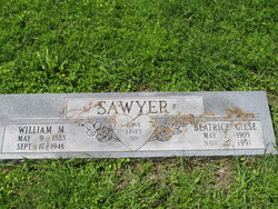 William M Sawyer