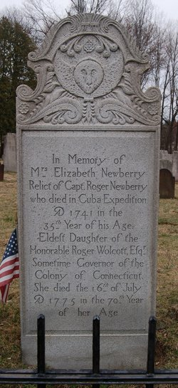 Elizabeth <i>Wolcott</i> Newberry