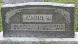 John Haven Warren