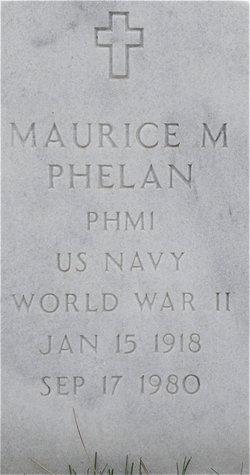 Maurice M Phelan