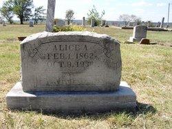 Alice Ann <i>Grimsley</i> Barber