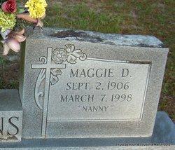 Maggie <i>Dixon</i> Hogans