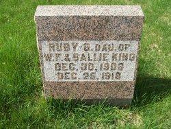 Ruby G. King