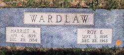 Roy Eathen Wardlaw