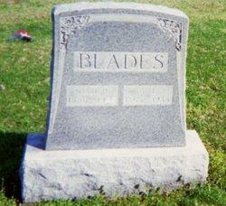 Ollie Frances <i>Wilson</i> Blades
