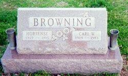 Carl Winford Browning
