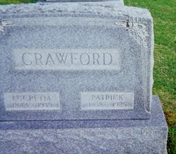Lucretia Jane <i>Wyatt</i> Crawford
