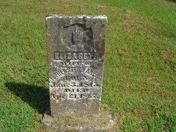 Elizabeth Betsy <i>Eads</i> Akers
