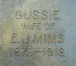 Gussie J. <i>Smith</i> Mims