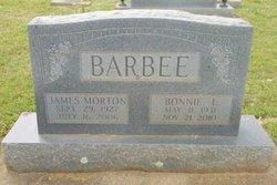 Bonnie Lou <i>Love</i> Barbee