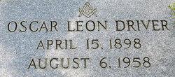 Oscar Leon Driver