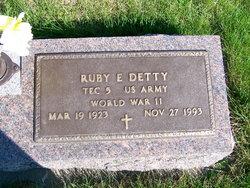 Ruby <i>Sparks</i> Detty