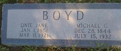 Michael Carroll Boyd