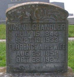 Florence A. <i>Vance</i> Chandler