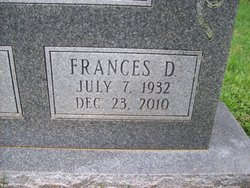 Frances Ann Fran <i>Donohoe</i> Connell