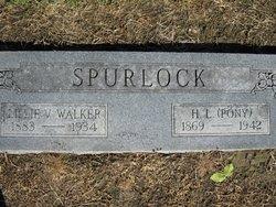 Henry Lee Pony Spurlock