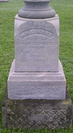 Margaret <i>Smithberger</i> Endrick