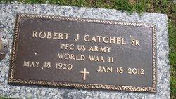 Rev Robert James Gatchel, Sr
