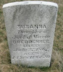Susanna Bredbenner