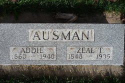 Adah Addie <i>Otley</i> Ausman