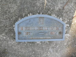 Arthur Fish Alston