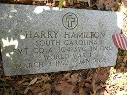 Harry Hamilton