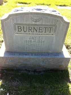 Norma Genevieve <i>Burnett</i> Burnett-Dayvault