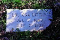 Lou Ona Little