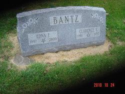 Edna Frances <i>Rogers</i> Bantz