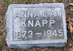 Anna Mae <i>Holliet</i> Knapp