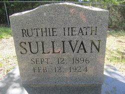 Ruth Ester <i>Heath</i> Sullivan