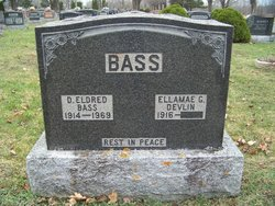 Donald Eldred Bass