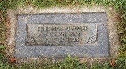 Effie Mae <i>Myers</i> Blower