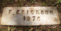 Forest Arthur Erickson