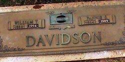 Fannie S Davidson
