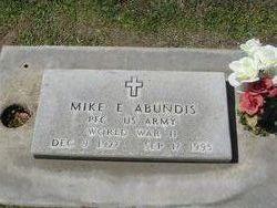 Mike E. Abundis