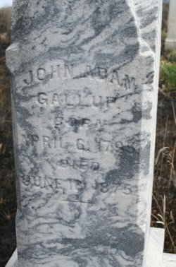John Adam Gallup