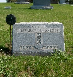 Elizabeth Lucretia <i>Brown</i> Barnes