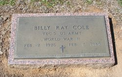 Billy Ray Cole