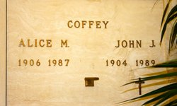 Alice M. Coffey