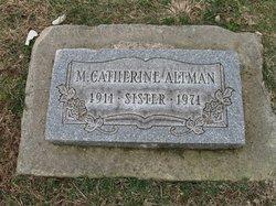 Mary Catherine Altman