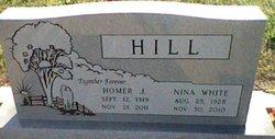 Homer J Hill