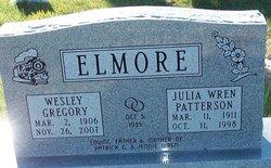 Julia Wren <i>Patterson</i> Elmore