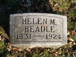Helen M. <i>Eddy</i> Beadle