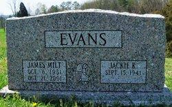 Jackie K. Evans