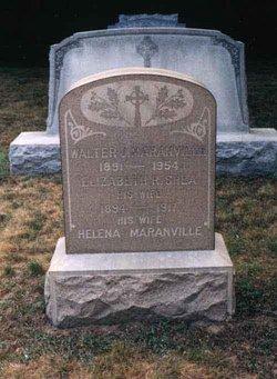 Walter Rabbit Maranville