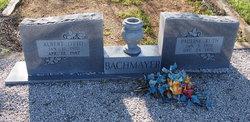 Pauline Ruth <i>Schneider</i> Bachmayer